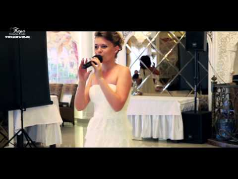 Поздравление брату от сестры на свадьбе - Видео приколы смотреть
