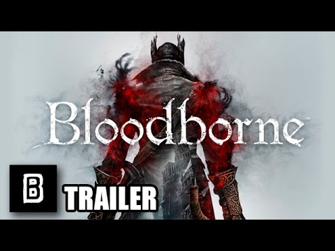 "Bloodborne - Trailer ""Cut you Down"" PS4 Extendido [Subtítulos ES]"