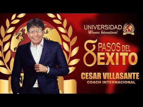 Los 8 Pasos del Exito by WinnersINT | Cesar Villasante