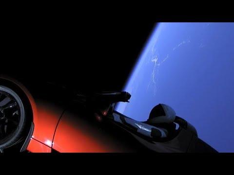 Il filmato del lancio Space X dimostra che non sono andati nello spazio