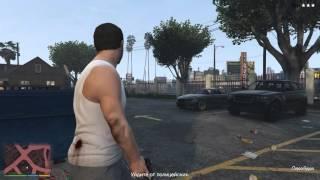 GTA 5 gameplay mission-22