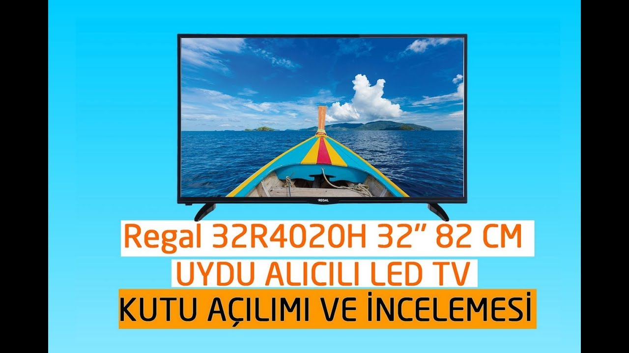 Regal Led Tv 32 Inch Regal 32r4020h 32