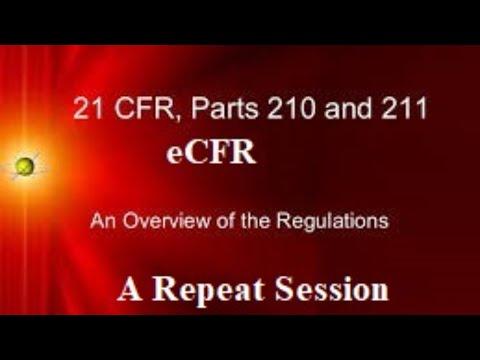 21 CFR Part