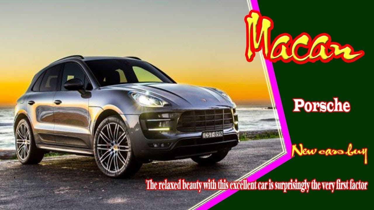 2020 Porsche Macan | 2020 Porsche Macan Turbo | new cars