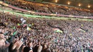 """BEST Of Celtic Fans singing """"Just cant get enough"""" [HD]"""