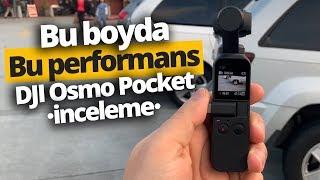 YouTuber coşturan kamera: DJI OSMO POCKET İNCELEME