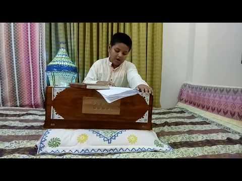 Dhono Dhanno Puspe Vora | Mahir Ahnaf | ধন ধান্য পুষ্প ভরা | Dwijendralal Roy