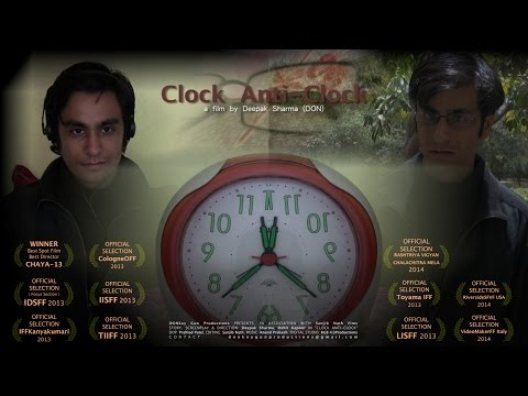Clock Anti-Clock - A science fiction on time