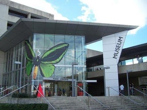 QUEENSLAND MUSEUM - BRISBANE AUSTRALIA 2018