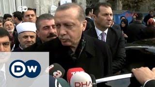 حزب العدالة والتنمية يستعيد الأغلبية المطلقة في تركيا | الأخبار