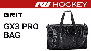 Grit GX3 Pro Series Hockey Bag Review