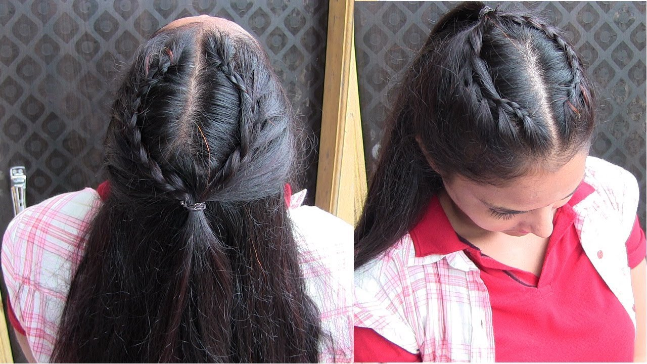 Cute Hairstyles For Special Occasion For Short Medium And Long Hair French Braid Hairstyle