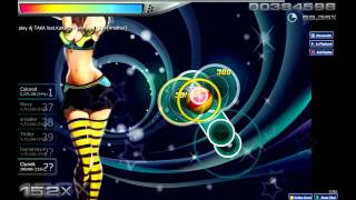 osu! - DJ Taka feat. Kanako Hoshino - Drop [Another] - 99.25%