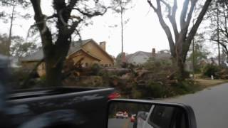 f our days after the 1 2 17 tornado in albany ga