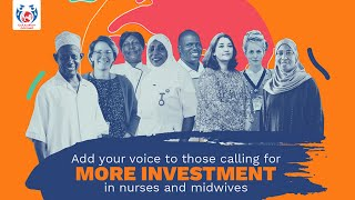World health day 2020 is to generate attention towards nurses, midwives and their contribution during the covid-19 outbreak. let us take this time support...