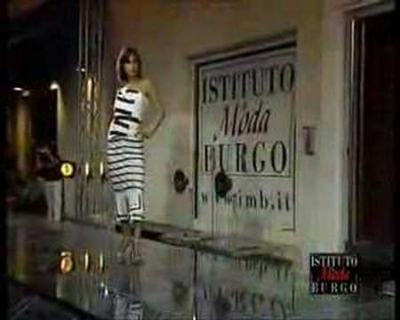 Fashion show at the fashion school istituto di moda burgo for Istituto moda burgo milano