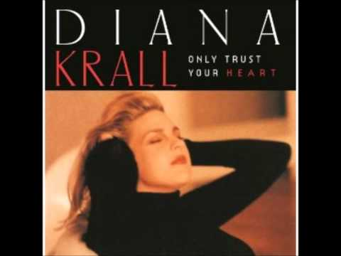 Diana Krall Trio w/ Christian McBride- I've Got the World on a String (1995)