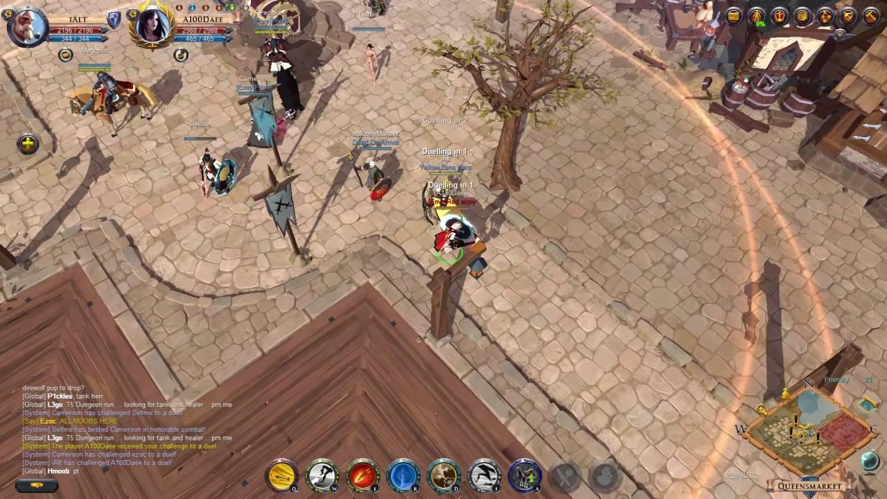 Albion Online Solo Assassin Build