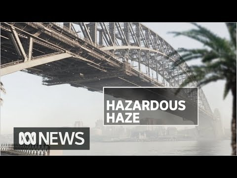 Bushfires Pushing Thick, Hazardous Smoke Across New South Wales | ABC News
