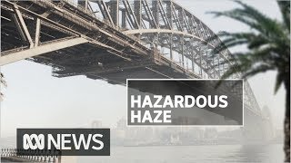 Bushfires Pushing Thick, Hazardous Smoke Across New South Wales | Abc News