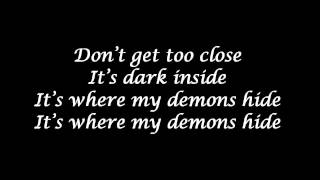 Demons Imagine Dragons Guitar And Piano Cover Lyrics