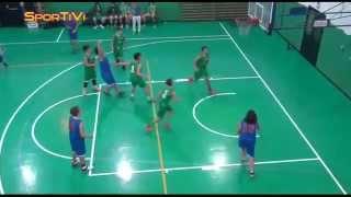 [23/01/2015] Basket, Under 15: BVC Sanremo supera il Maremola Pietra Ligure