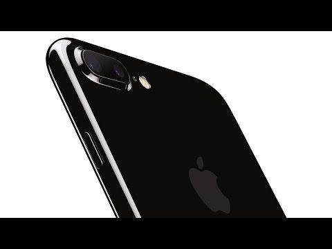 Знакомство с Apple IPhone 7 Plus Jet Black
