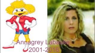 Helen Henny's Voice History (1977-present)