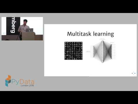 Rich Lewis - Deep Learning for QSAR