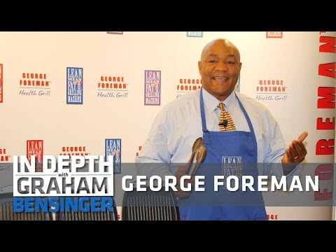 George Foreman: Earned $5 Million/month On Grill
