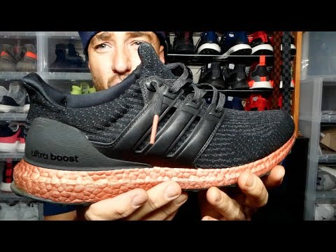 Adidas Ultra Boost Tech Rust 3 0 Bronze Boost Review & On Feet!! + I won the Yeezy Zebra Raffle!!!