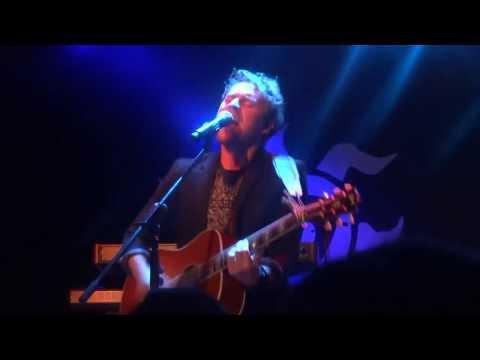 """Johannes Oerding """"Noch immer nicht genug"""" live in Hameln"""