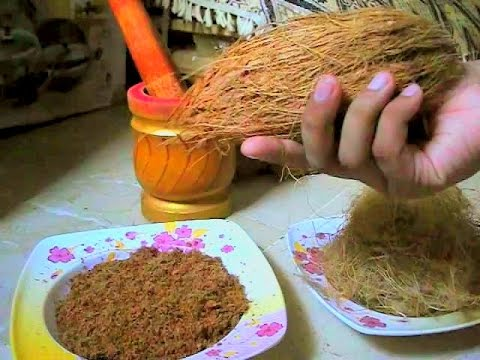 DIY: Make Coconut Coir, Potting mix at home for Plants and Animals