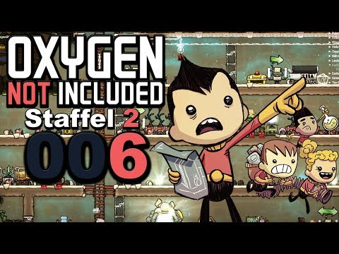 ONI 🚫 [S2|006] Zwergs große Pläne 🚫 Let's Play Oxygen Not Included deutsch