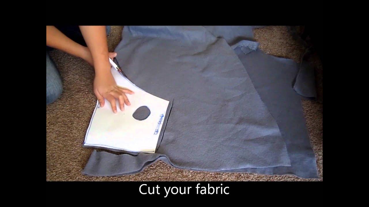 How to make a dog hoodie youtube how to make a dog hoodie jeuxipadfo Image collections