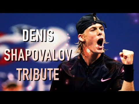 Denis Shapovalov Tribute - The Future Number 1 - Best Points HD