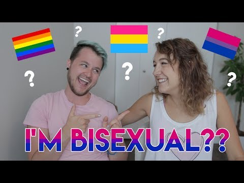 BISEXUAL vs. QUEER (ft. ALAYNA FENDER) [CC]