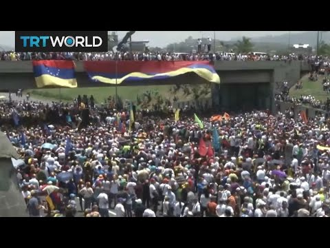 Fears of coup grows in Venezuela