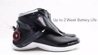 حذاء رياضي ذكي بكل المقاييس !