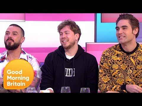 Busted Reveal What Their Alternative Careers Would Be | Good Morning Britain Mp3