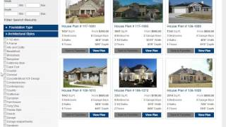 Texas Style Home Plans | The Plan Collection