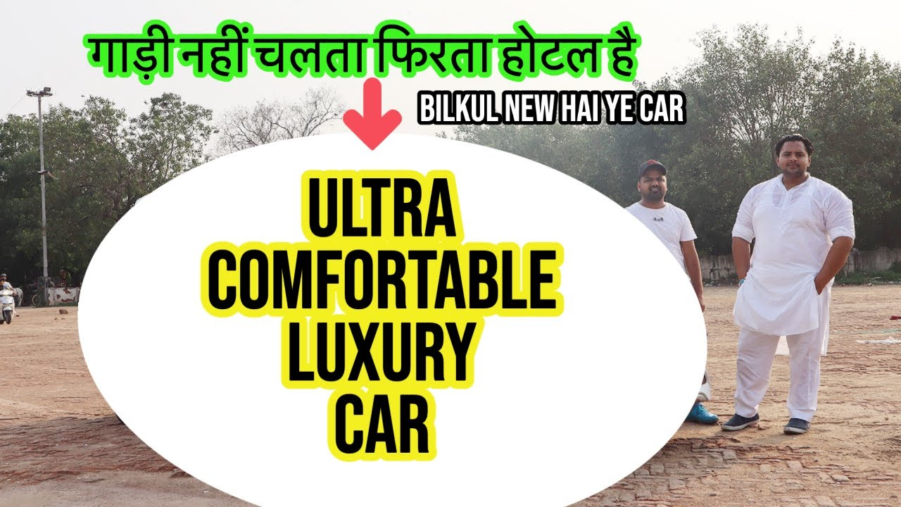 Ultra Comfortable Luxury Car For Sale 🔥