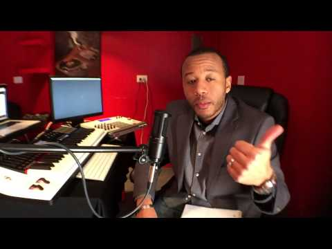 Music Marketing – How to Build a FanBase as a Music Producer and R&B Artist
