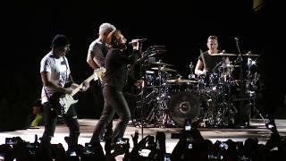 U2 - Sunday Bloody Sunday (live) Lincoln Financial Field Philadelph...