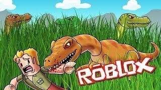 ROBLOX DINOSAUR SIMULATOR! (Realistic Dinosaurs?)