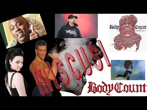 AMY LEE TUTI JÓ ILLATÚ! | Body Count - Carnivore (2020)