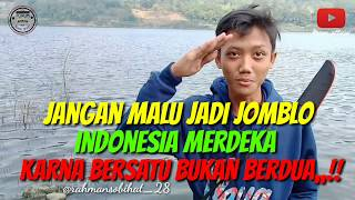 JANGAN MALU JADI JOMBLO