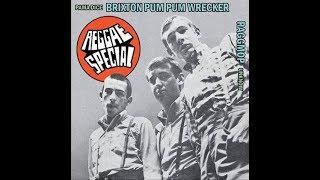 Pama Dice - Brixton Pum Pum Wrecker (Skinhead Reggae - Kerinou Bootboy - 1970)