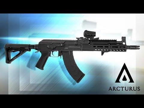 [Review] Arcturus AT-AK01 Carbine M-LOK AK74 - S-AEG - 6mm Airsoft/Softair (German,DE)