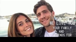 סרט החתונה סרג'י רוברטו וקורל סימנוביץ'- Sergi & Coral wedding video- פילמה הפקות-FILMA
